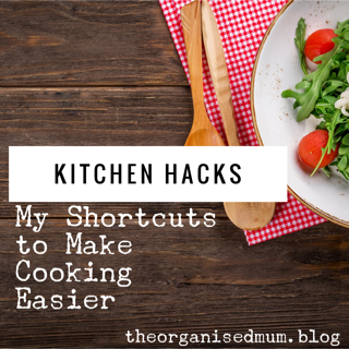 Kitchen Hacks…Shortcuts to Make Cooking Easier.