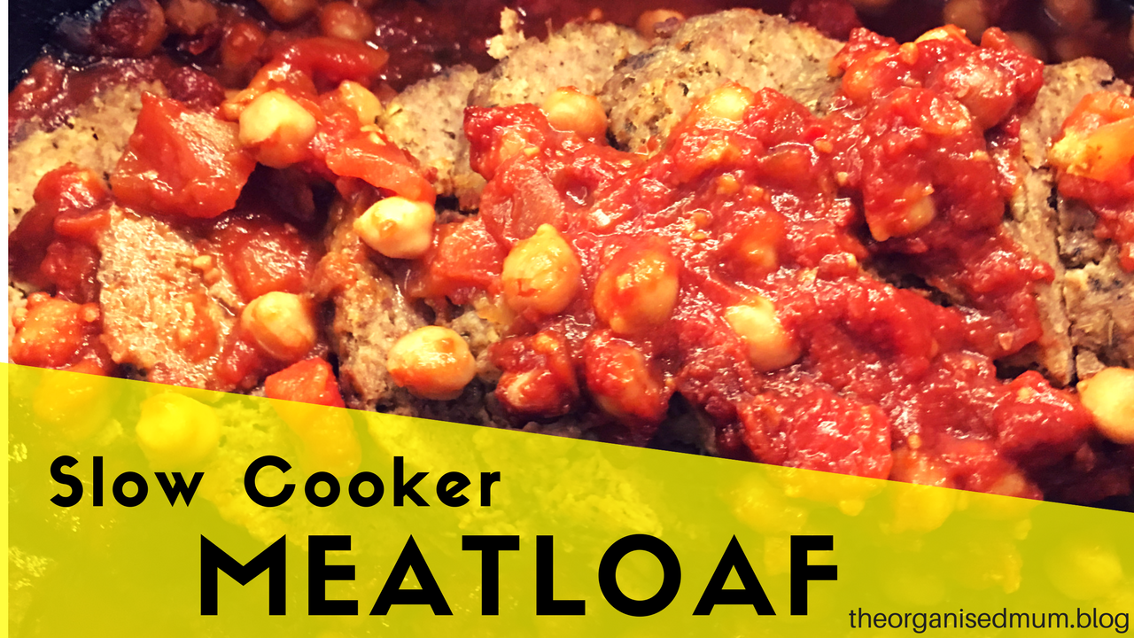 Slow Cooker Meatloaf (Milk-free)