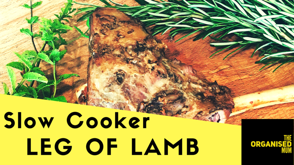 How Do You Cook Lamb In The Slow Cooker? | This Way is Foolproof!