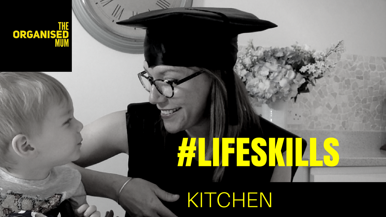 #LifeSkills | Kitchen