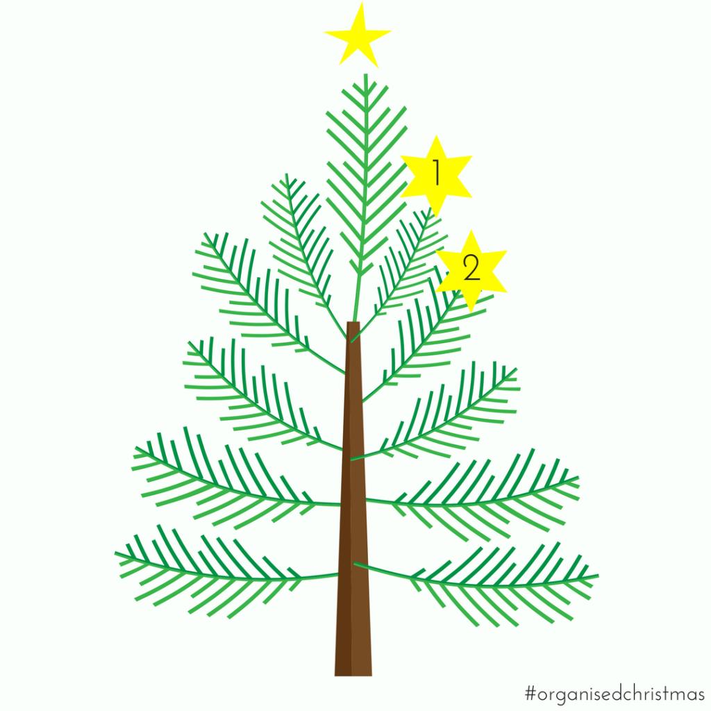 The Organised Christmas: Week 2