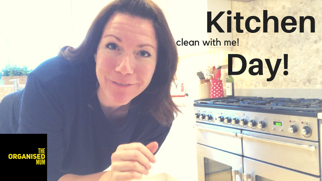 Kitchen Day! … see how I do it!