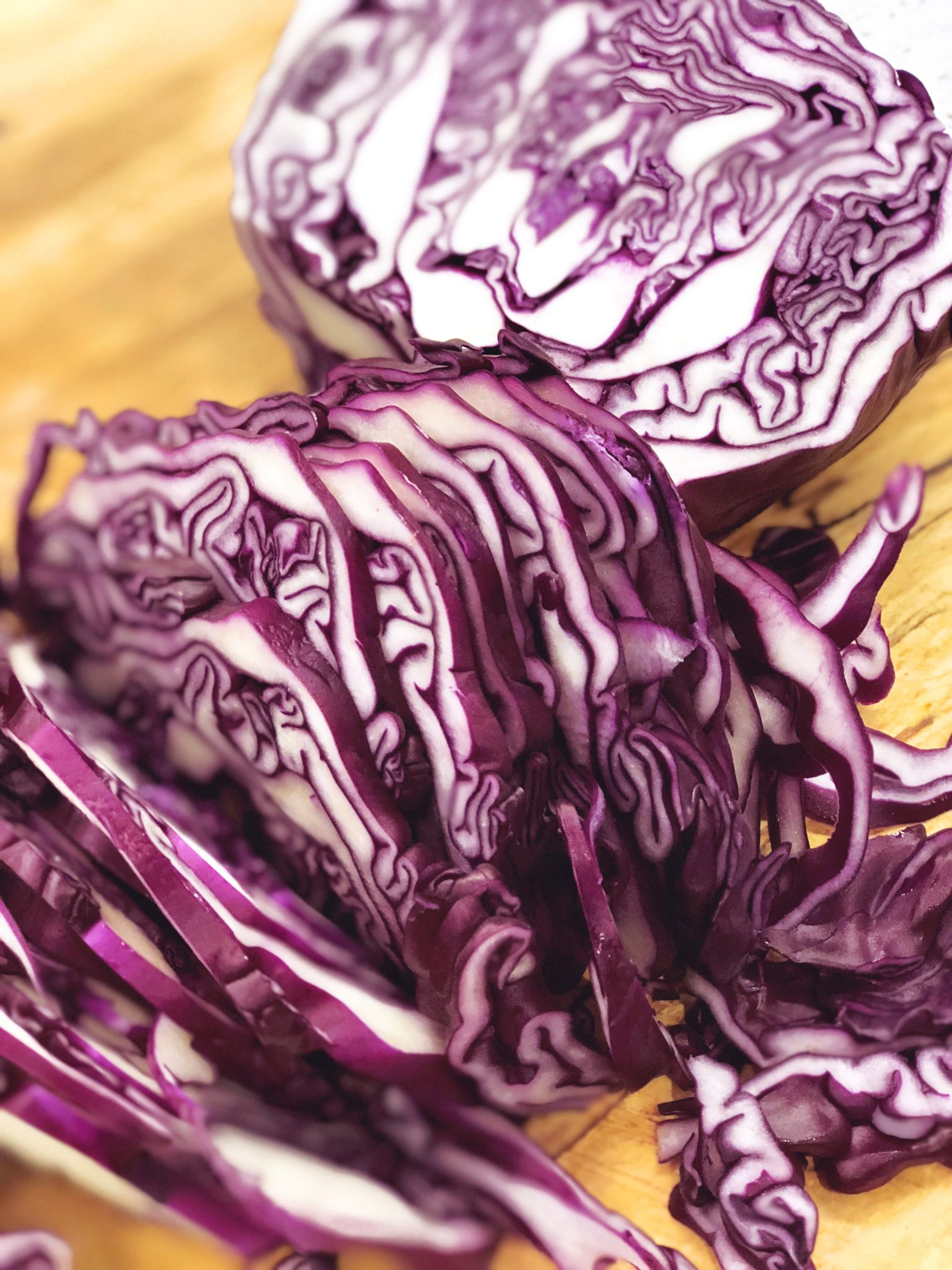 Braised Red Cabbage (dairy free)