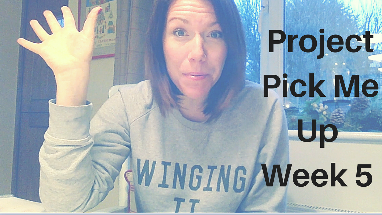 Project Pick Me Up |Week 5
