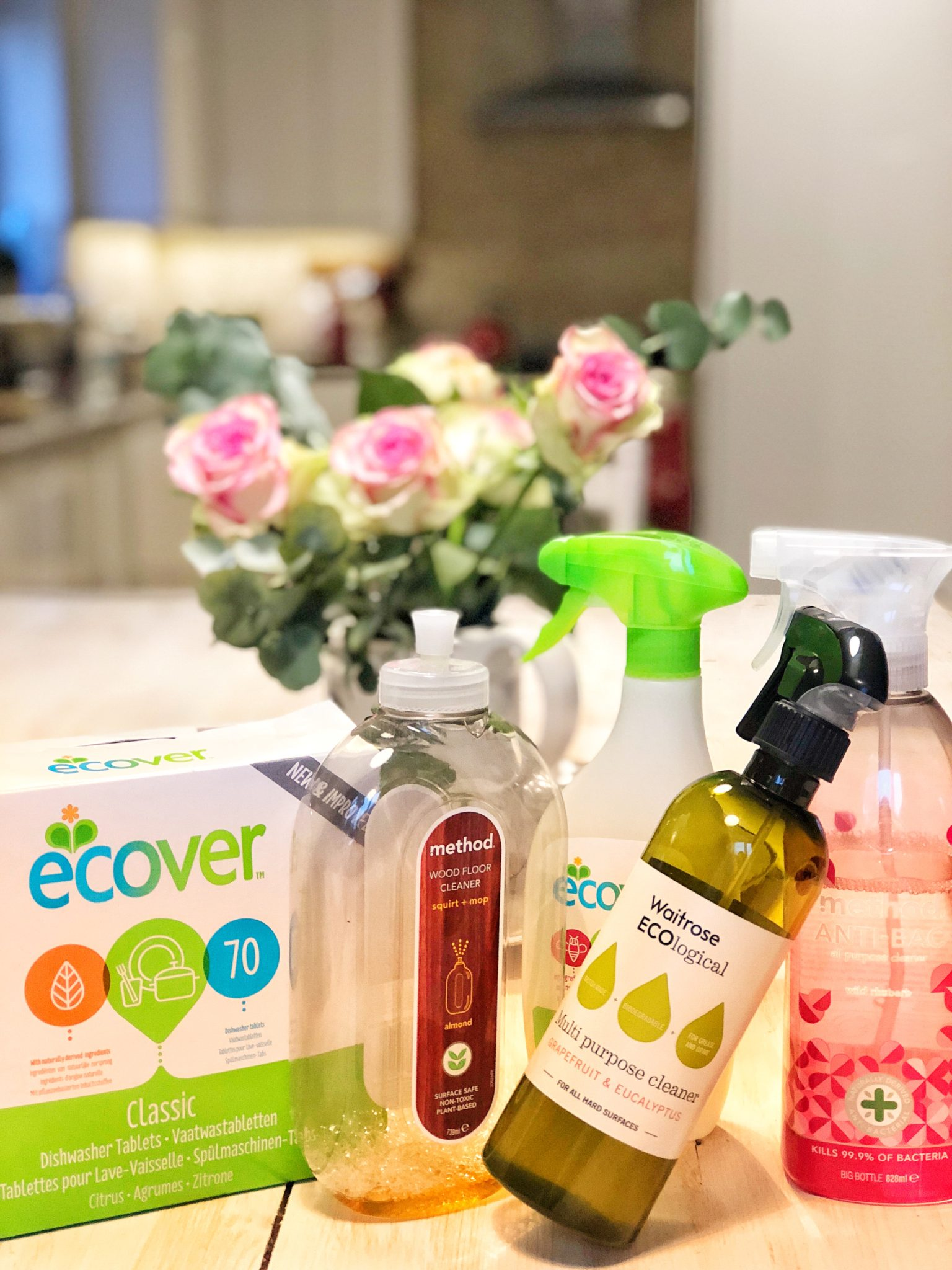 Eco Week: The Fallout. My Fave Eco Friendly Cleaning Products!