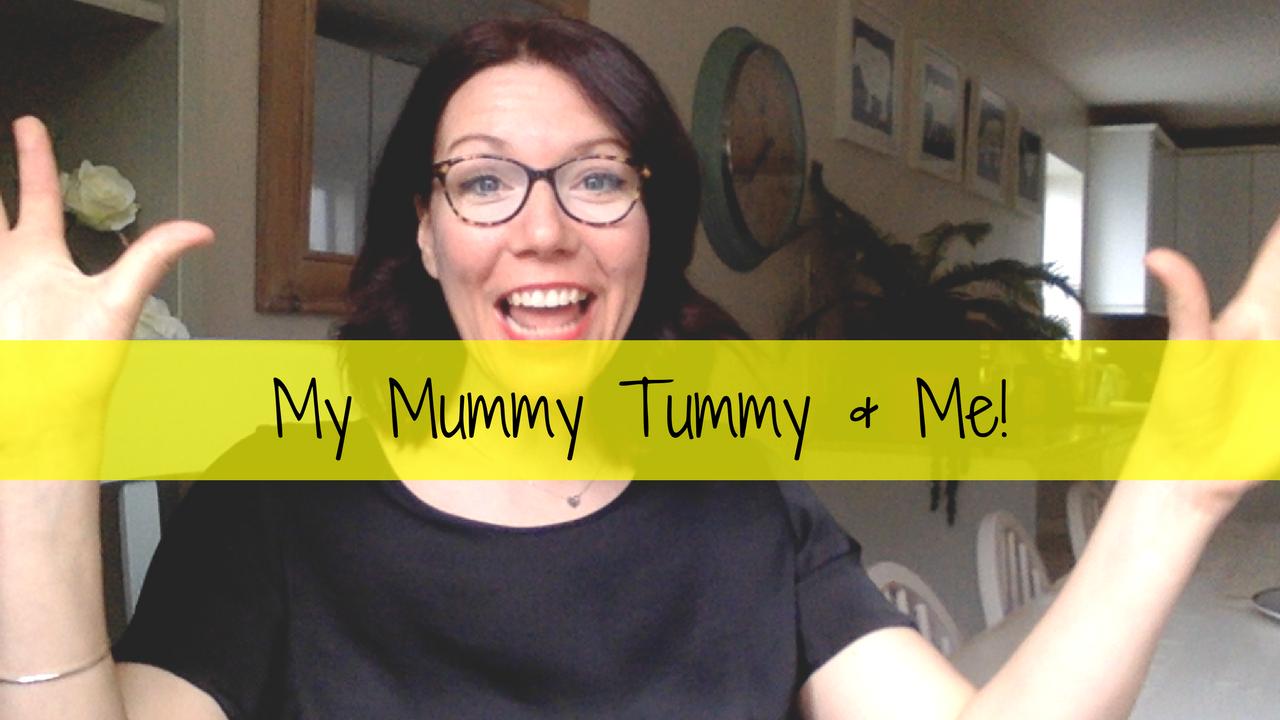 Me & My Mummy Tummy (Diastasis Recti)