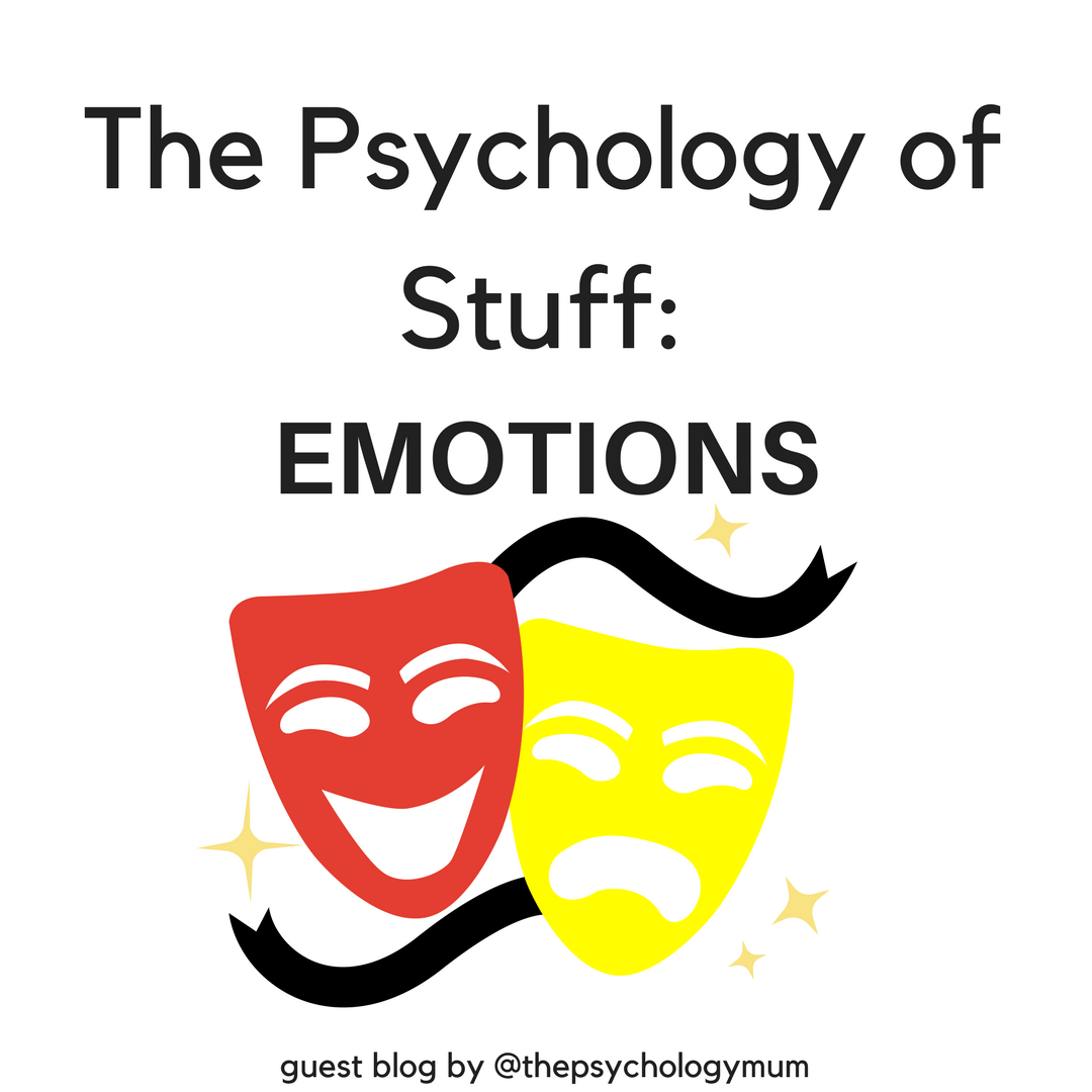 The Psychology of Stuff: Emotions