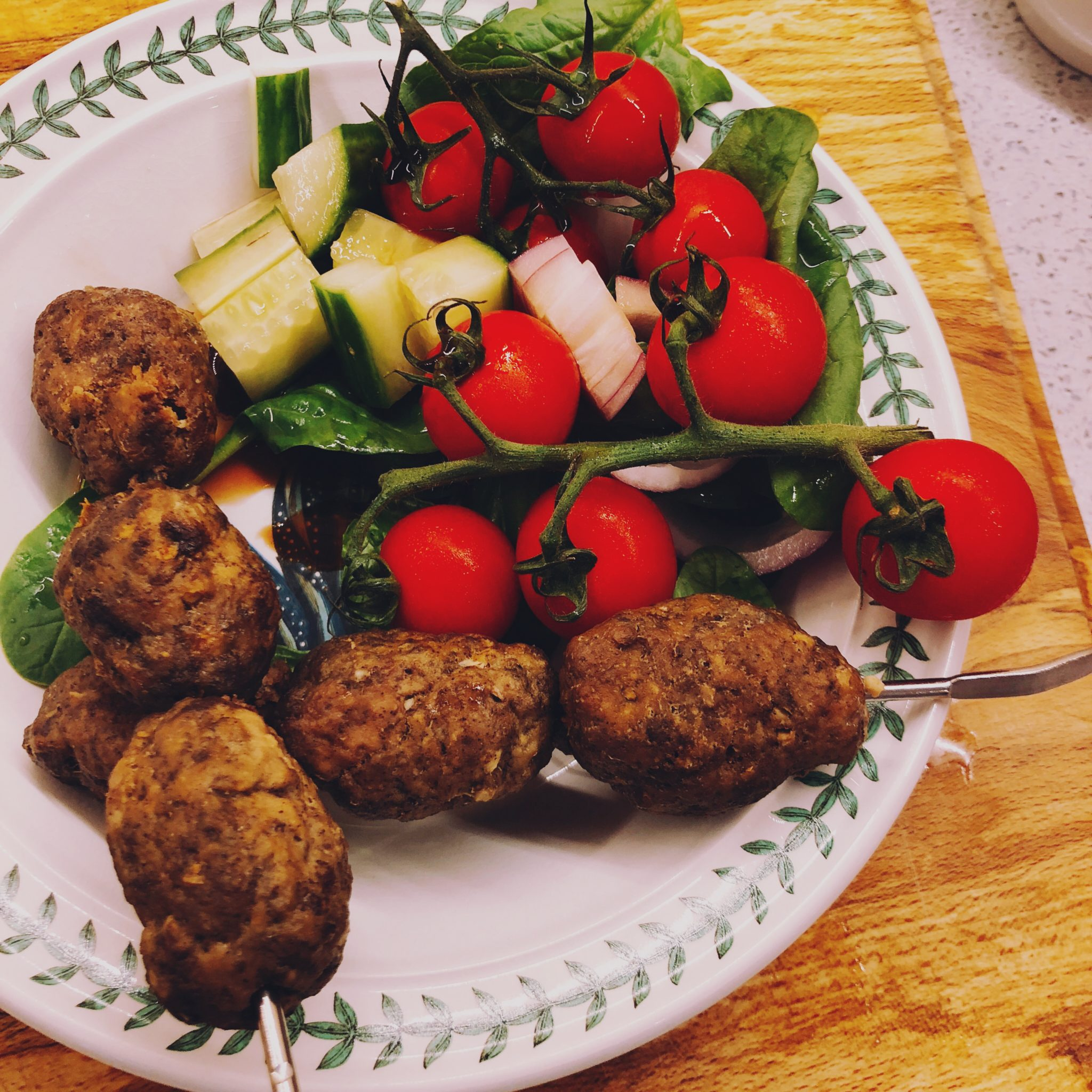 Slow Cooker Lamb Koftas