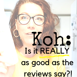 Koh: An honest review