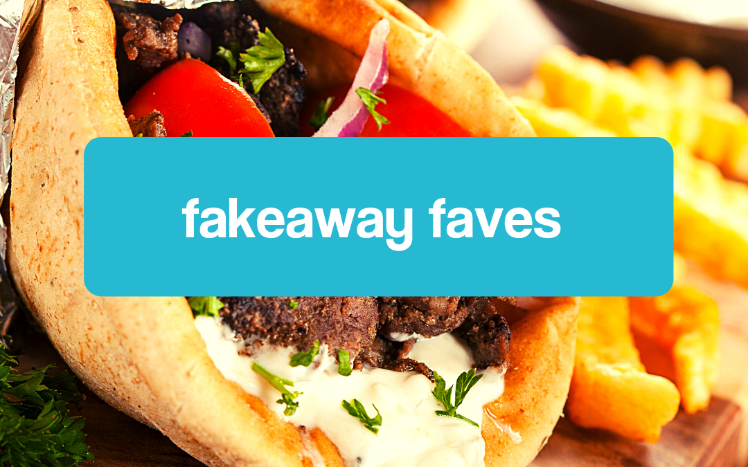 Fakeaway Faves Meal Plan