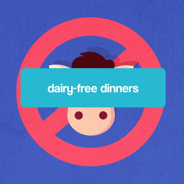 Dairy Free Meal Plan